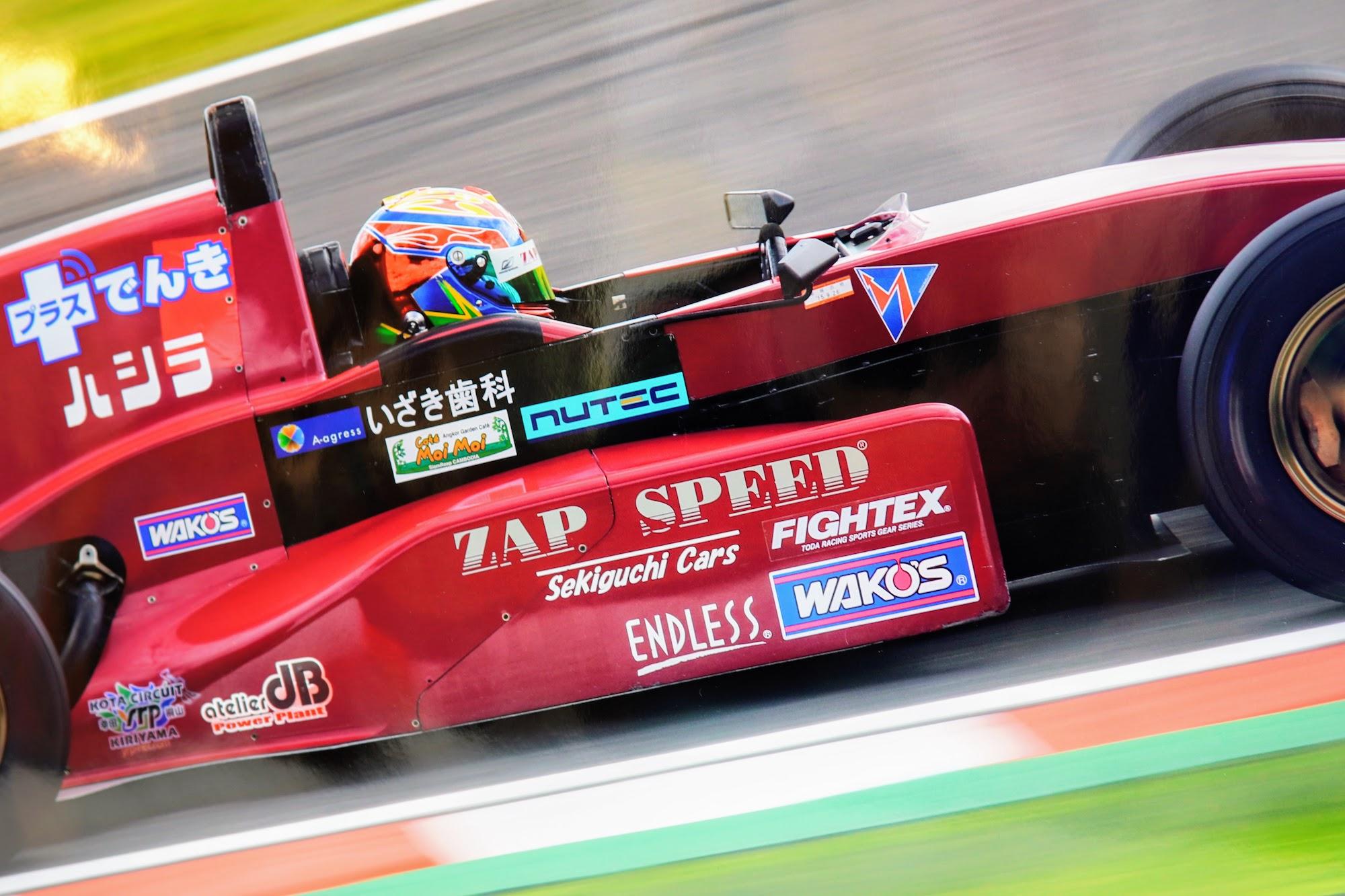 F1の写真